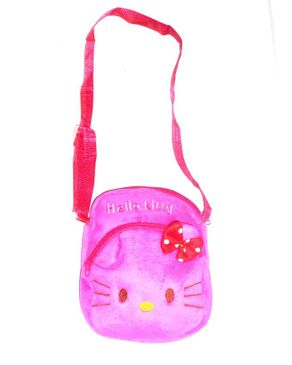 Hello Kitty HB2011 Pencil Case and Lunch box - Fuchsia