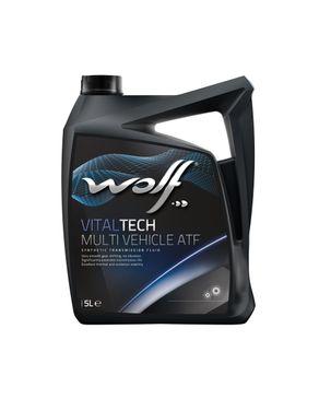 Wolf VitalTech MultiVehicle ATF - 5 Liters logo