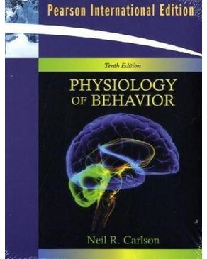 Physiology of Behavior: AND MyPsychKit Access Card (International Edition)