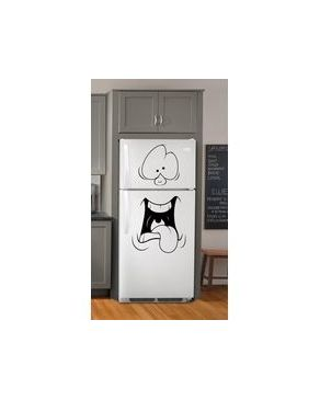 kazafakra Sticker for Refrigerator 1T127