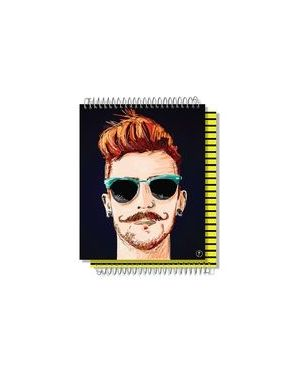 YM Sketch 012 Tom Sketchbook - A4 - 85 Page
