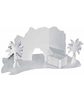 Villa Carton JP000.411 Treasure Island-white logo