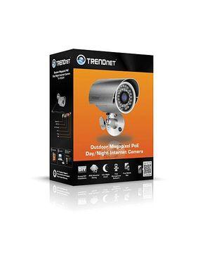 TRENDnet Outdoor Megapixel HD PoE Day/Night Internet Camera