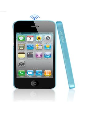 Baseus Silker Case Shell Talk Series For iPhone 5 - Blue