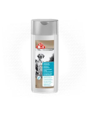 8 In 1  Hypoallergenic Shampoo - 250ml