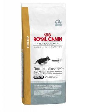 Royal Canin German Shepherd Junior Dogs Dry Food – 17kg