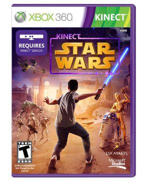 Microsoft Kinect Star Wars - Xbox 360