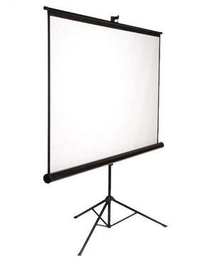 Windon 150X150 cm Economic Tripod Projection Screen
