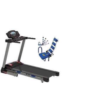 Jumia MT 7400 Treadmill Incline High Weight Track Fit + Free Scale