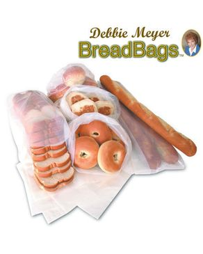 GUG Debbie Meyer Bread Bags logo