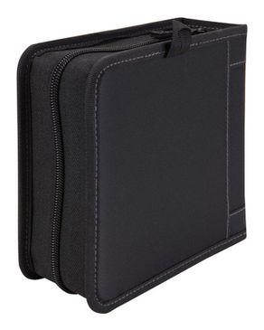 Case Logic 32 Capacity Nylon CD Wallet – Black