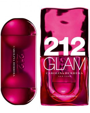 Carolina Herrera 212 Glam - EDT - For Women – 60ml
