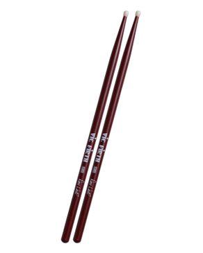 Vic Firth SDWN Dave Weckl Signature Drum Sticks (Nylon Tip) logo