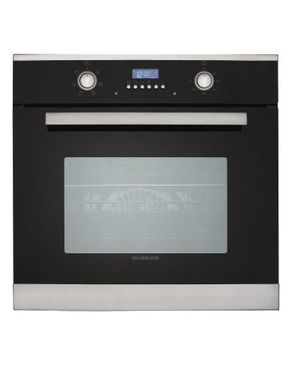SILVERLINE SLV 240 Stainless Steel Built-In Electric Oven - 60cm