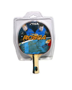 Top Fit Stiga Rossa WRB Table Tennis Bat