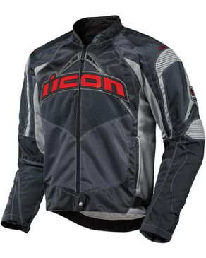 Icon Contra Slate Textile Jacket