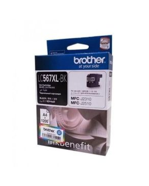 Brother LC-567XL BK Color INK Cartridge - Black
