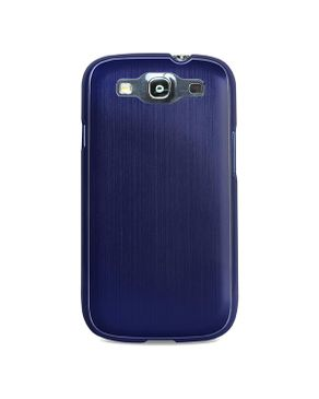 Puro Metal Covers Samsung Galaxy S3 - Blue