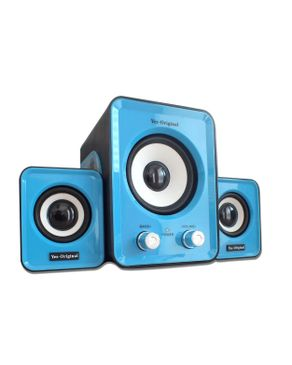 Yes Original  SP-Yes-05 2.1 Channel Multimedia Speaker System