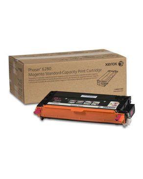 Xerox Magenta Standard Capacity Print Cartridge, Phaser 6280