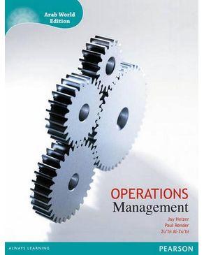 Operations Management with MyOMLab: Arab World Edition