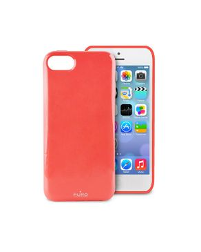 Puro Anti Shock-Absorbent Cover for iPhone5C - Pink