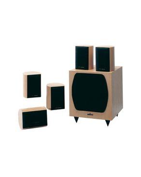 Wharfedale Movie Star 60 Plus Hi Fi Speakers logo