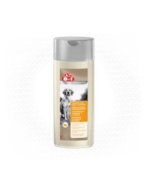 8 In 1 Natural Oatmeal Shampoo - 250ml