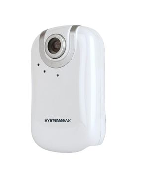 Systemmax IP CAM-N1300-H.264 VGA Wired Cube Camera
