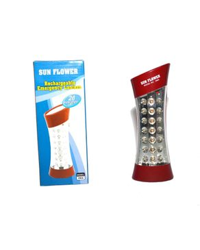 Lighting Rechargeable Emergency Light - 26 LED