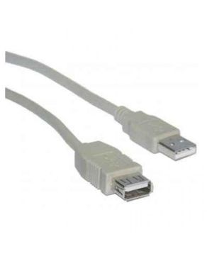 2B Connecting - USB Cable - A - M/F 5 meter