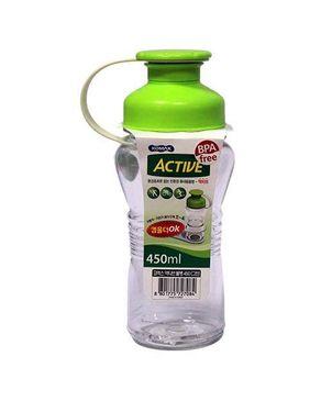 Komax Active Water Bottle - Green - 450 ml