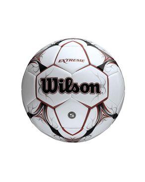 Wilson WTE8709 Extreme Racer Red Soccerball logo
