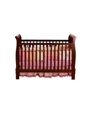 Bright Starts Madison 4 in 1 Convertible Crib - Cherry 0 - 4