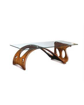 Lospazio S128 - Coffee Table - Brown