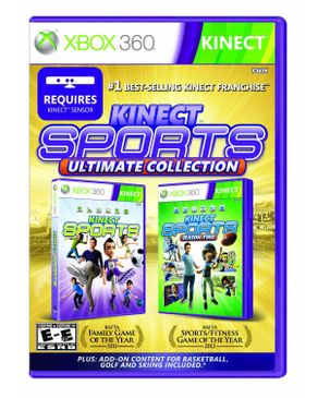 Microsoft Kinect Sports: Ultimate Collection - Xbox 360 logo