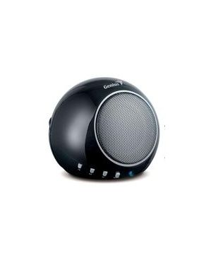 Genius SP i300 Music Player with Speaker - Black