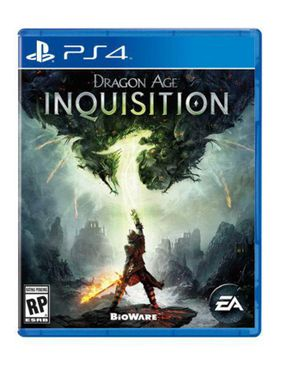 EA  Dragon Age Inquisition - Playstation 4