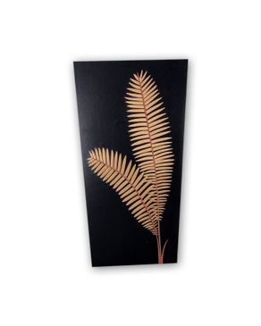 Creation 811016 Leather Wall Art