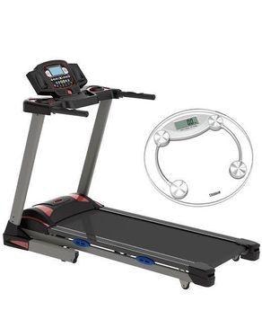 Jumia MT 4400 Treadmill Incline High Weight Track Fit + Free Scale