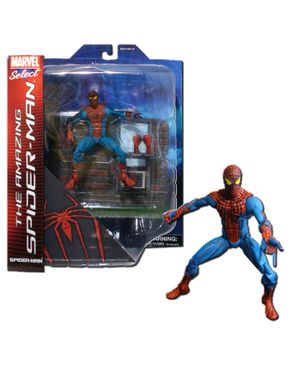 Marvel Amazing Spider-Man 2 Action Figure with Base