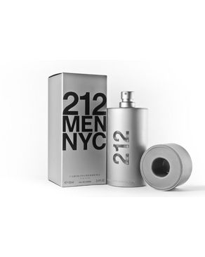 Carolina Herrera 212 Men NYC – EDT - For Men - 100ml
