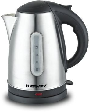 Harvey KS-2000 Stainless Steel Kettle – 1.7L