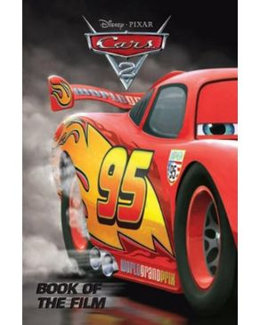 Disney Book of the Film Cars 2