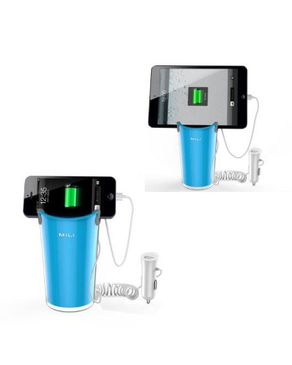 MiLi Power World Cup Car Charger logo