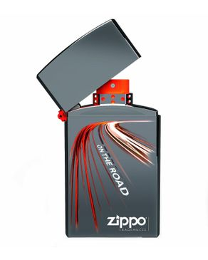 Zippo On The Road - Eau De Toilette - 50 ml + 50 ml Gift logo