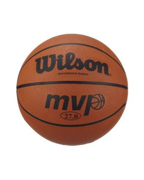 Wilson B9054X MVP Traditional Series Basket Ball Size 5 logo