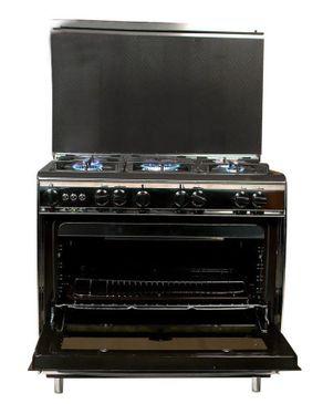 Kiriazi 9601 Gas Stainless Steel Cooker - 5 Burners