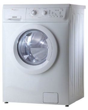 Zanussi ZWG580E Front Loading Washing machine - 6 KG logo