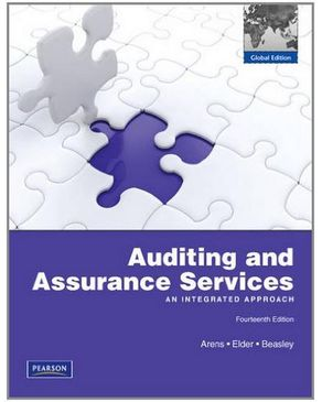 Auditing and Assurance Services: Global Edition